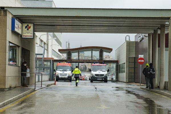 Més de 1.100 hospitalitzacions i 322 morts per Covid en la zona en un any