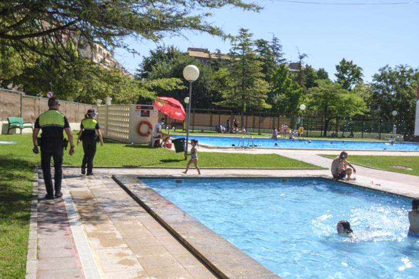 Les piscines d'Alcoi obrin aquest divendres