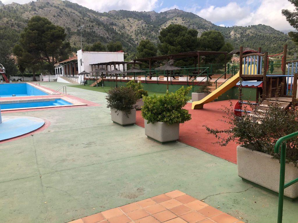 Les piscines municipals d'Alcoi