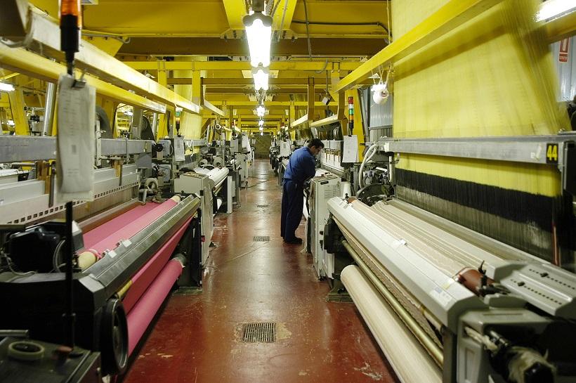 El preacord tèxtil contempla un increment salarial del 2%