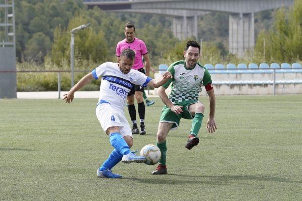 La Copa de futbol local decideix els seus quatre semifinalistes