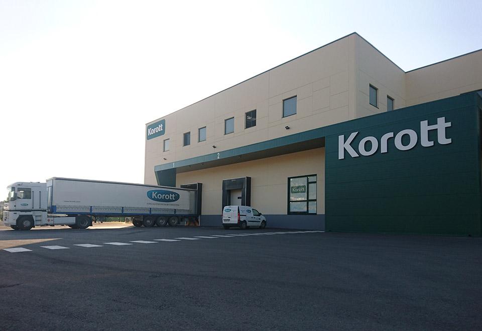 Korott i Euro Vital Pharma Holding