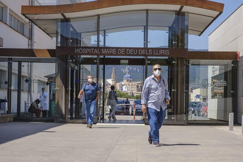 La llista d'espera de traumatologia de l'Hospital supera els 1.300 pacients