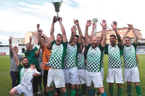 Trofeo Relámpago: la festa del futbol local