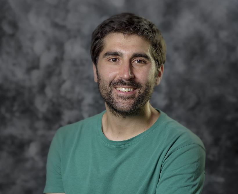 El dissenyador Ignacio Doménech signatura el cartell de la Romeria 2021