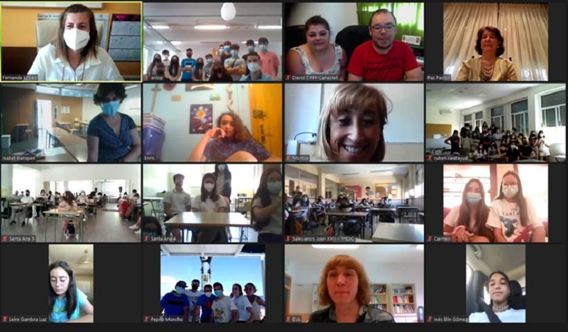 Entregats els premis del concurs 'Mostra la Ciència en vídeo'