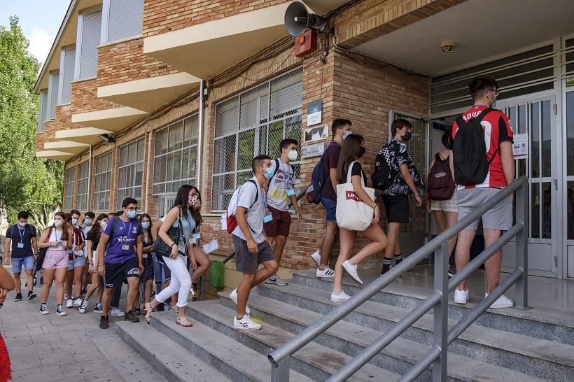 Més de 500 estudiants afronten des de demà la selectivitat