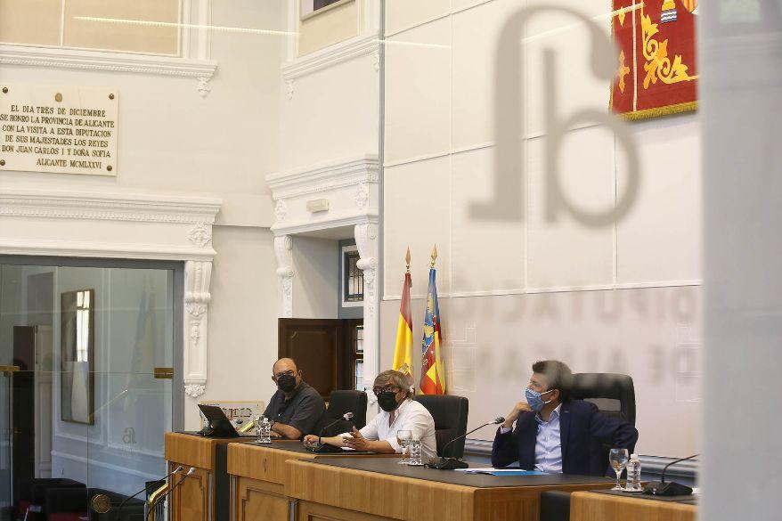 Diputació destina quatre milions per a construir nous parcs a Ibi i Villena