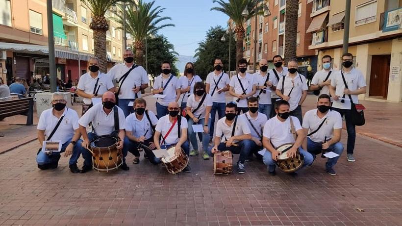 La música festera animará las calles de Cocentaina durante esta semana