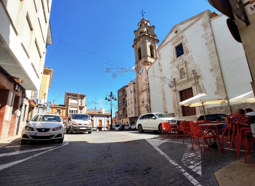 La plaça Major de Banyeres prioritzarà l'ús a les persones