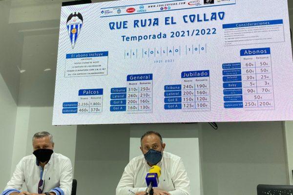 L'Alcoyano tindrà la pròxima temporada un pressupost d'un milió d'euros