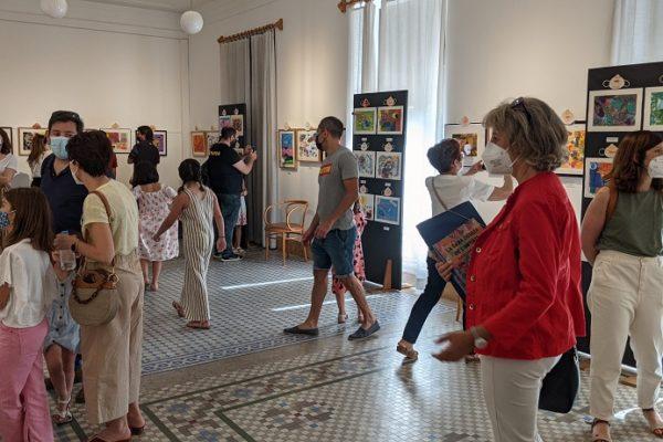 Exposició de Belles arts pel seu 60 aniversari