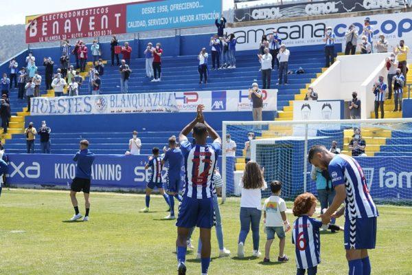 El Alcoyano se estrenará en la Primera RFEF en casa y frente al Betis Deportivo
