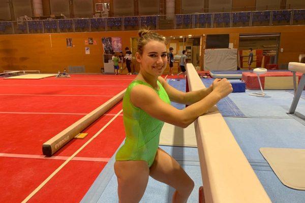 Maia Llácer no formarà part de l'equip nacional d'artística que competirà en els Jocs de Tòquio