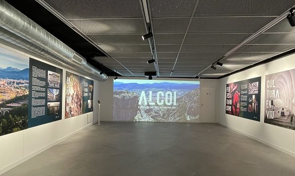 'Mariola eix de Cultura', exposició al voltant d'Alcoi a Fundación Mutua Levante