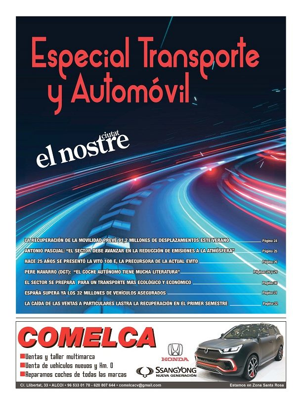 Transport i automòbil