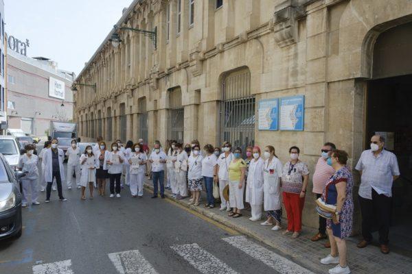 Fins a 45 pacients tractats per torn en Atenció Primària