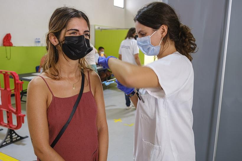 El 67% dels alcoians ja ha sigut vacunat contra la Covid