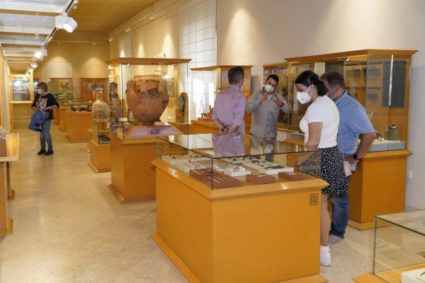 Repunt de visitants en els recursos turístics municipals