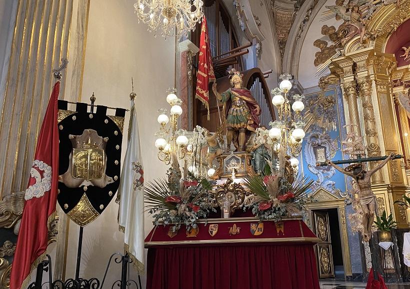 Cocentaina homenajea a su patrón San Hipólito Mártir