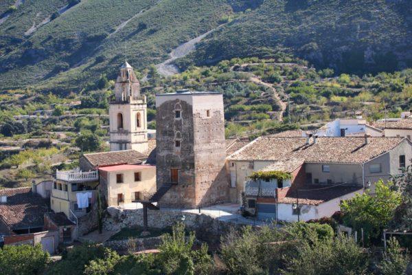 La Torre d'Almudaina celebra el dotzé aniversari de la seua obertura