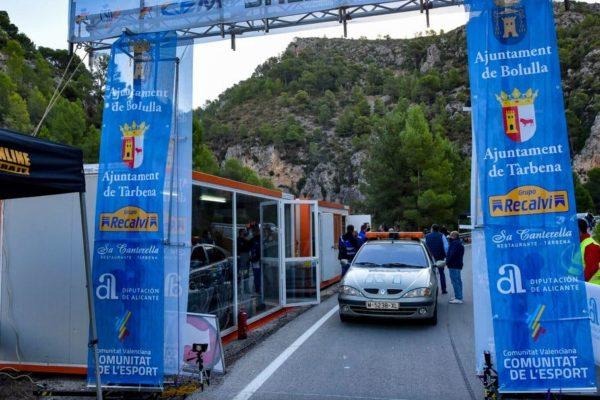 Inscripció de luxe en la segona edició de la Pujada Bolulla-Tàrbena