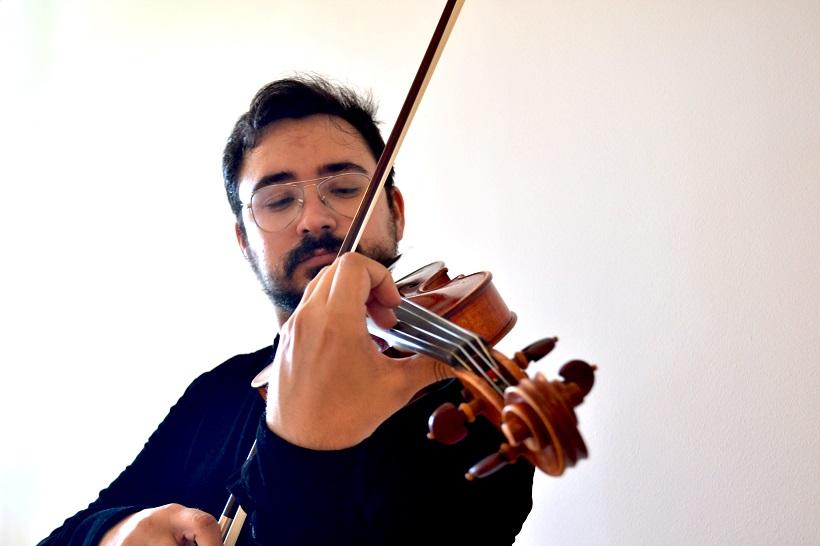 El violí de Víctor Pastor sonarà a Polònia
