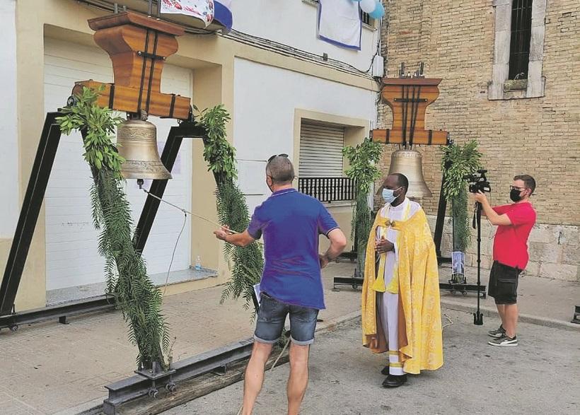 Les campanes de Beniarrés recuperen el seu so original