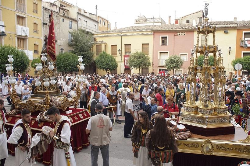 La Festa de Cocentaina també segueix en compàs d'espera