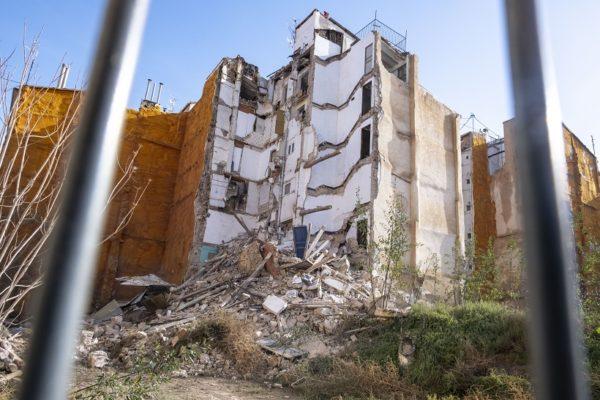 L'edifici de Sant Agustí danyat per 'Gloria' serà demolit