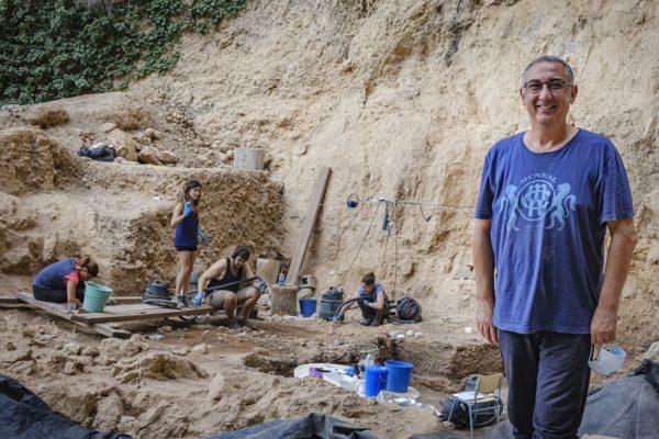 El jaciment de El Salt, una excavació amb projecció de futur