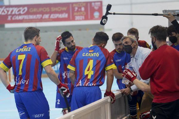 El Alcodiam inicia la liga frente a rivales directos