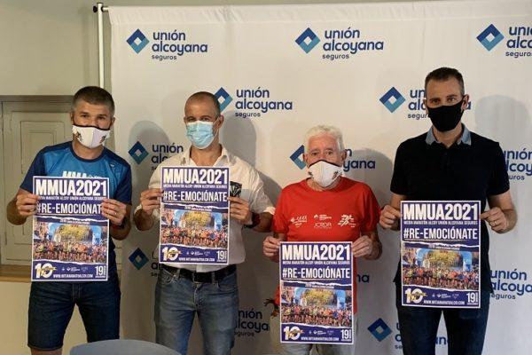 La Mitja Marató Unión Alcoyana torna al calendari amb la desena edició