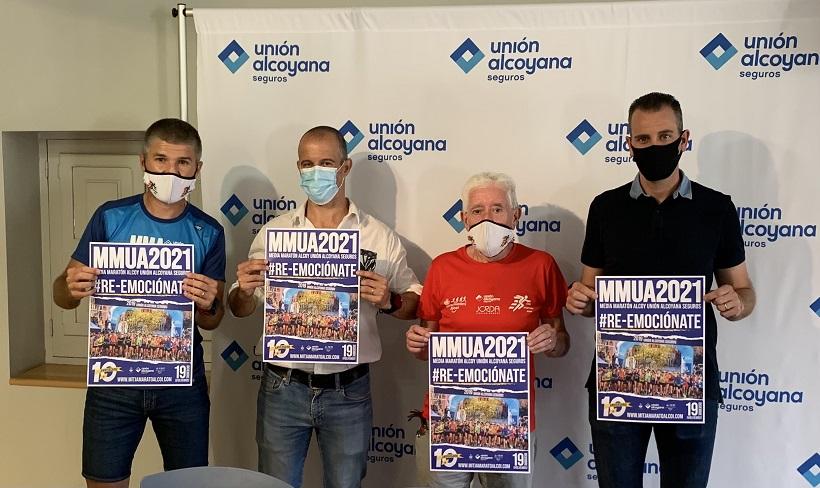 La Mitja Marató Unión Alcoyana vuelve al calendario con la décima edición