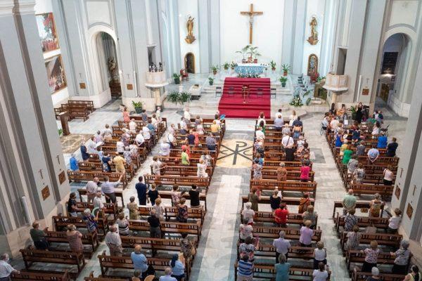 La 'fiesta' de la Virgen vuelve hoy a la Font Roja