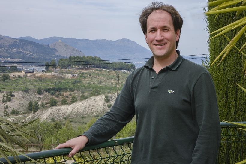 Quico Fenollar, nou director de l'Hospital Verge dels Lliris