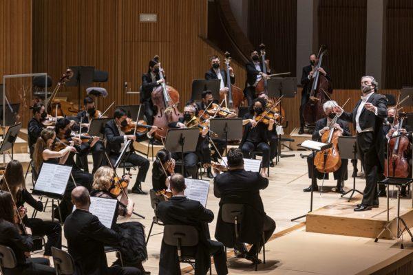 Les Arts inaugura la temporada amb un concert al Calderón