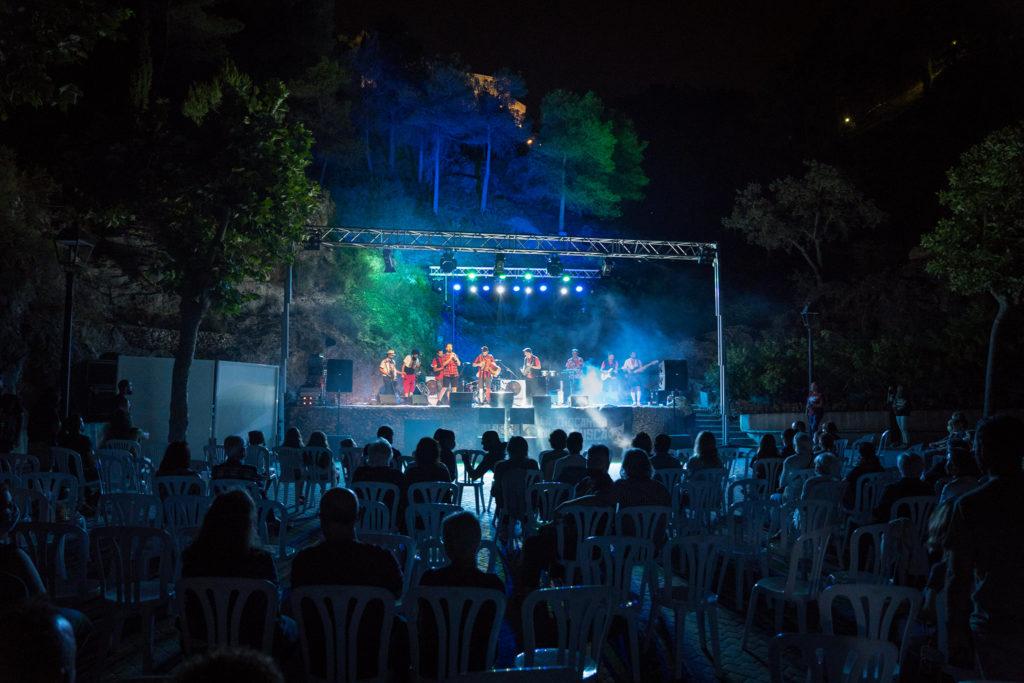 Agres: Las fiestas patronales dejan paso a cultura y espectáculos