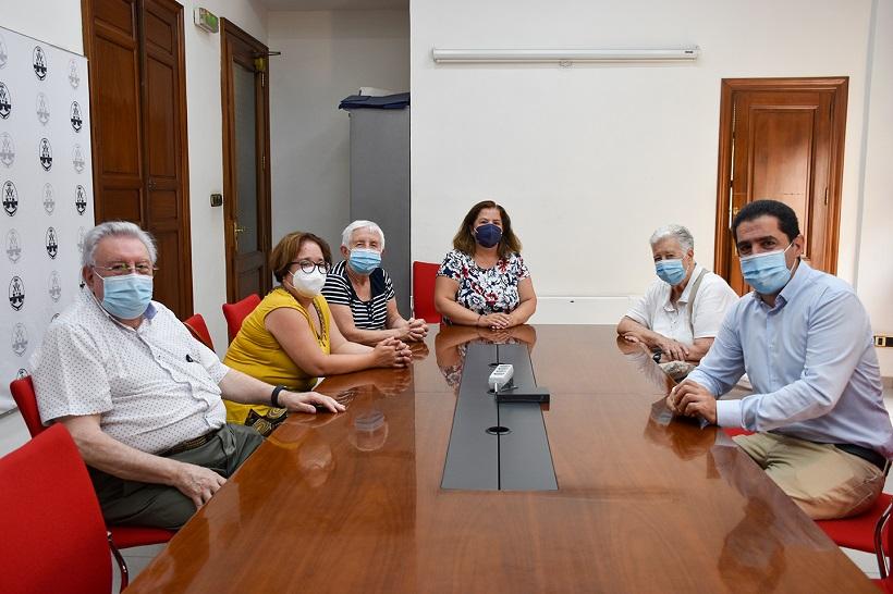 Alcoi reafirma el seu compromís amb el projecte de Sor Elisa