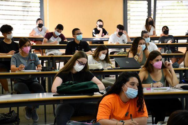 El Campus d'Alcoi de la UPV recupera el 100% de la presencialitat