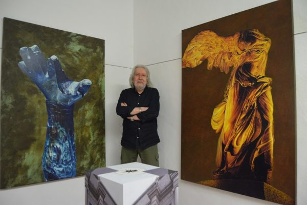 """Antoni Miró: """"És un mèrit rebre la distinció només amb els vots de l'esquerra"""""""