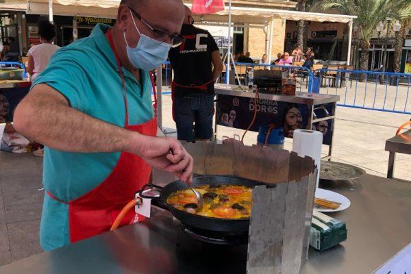 820 cocineros participan en el Concurso Mejor Arroz del Mediterráneo