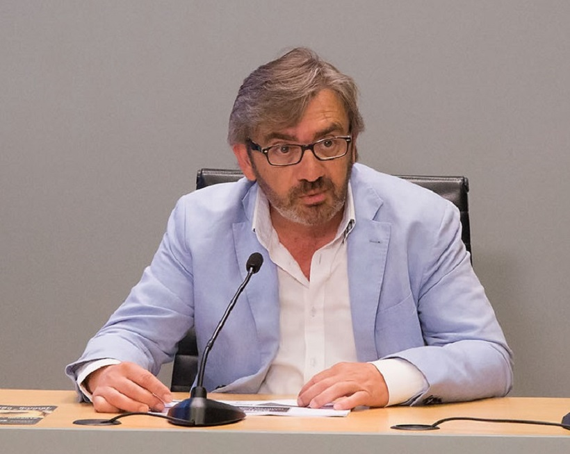 Nuevas competencias para Javier Sendra en la Diputación de Alicante