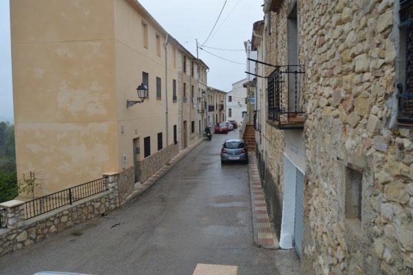 Es renovarà el paviment i el clavegueram del carrer La Font de Benifallim