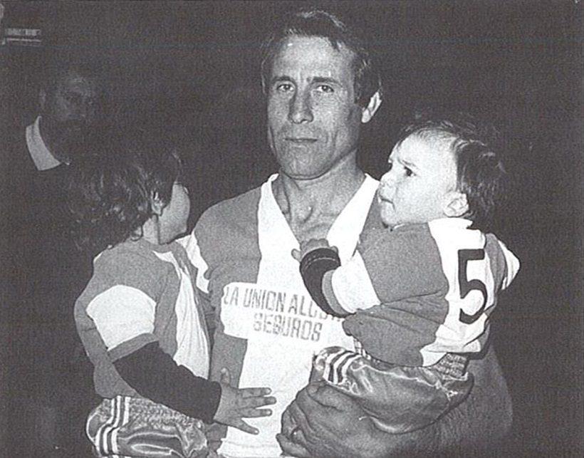 Fallece Paqui, el jugador que más veces vistió la camiseta del Alcoyano