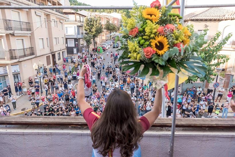 Ibi recibe con todos los honores a la 'plata' paralímpica Miriam Martínez