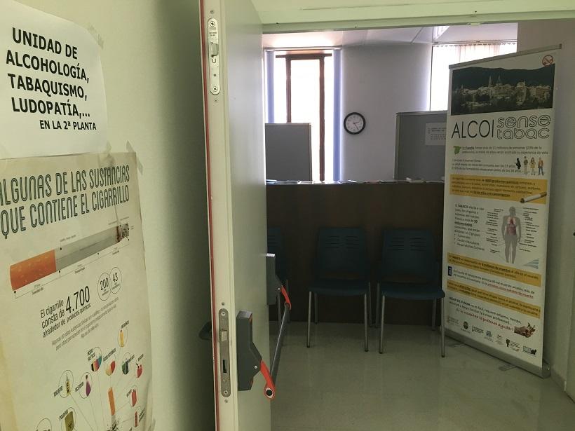 L'Ajuntament elabora el mapa de les addiccions a Alcoi