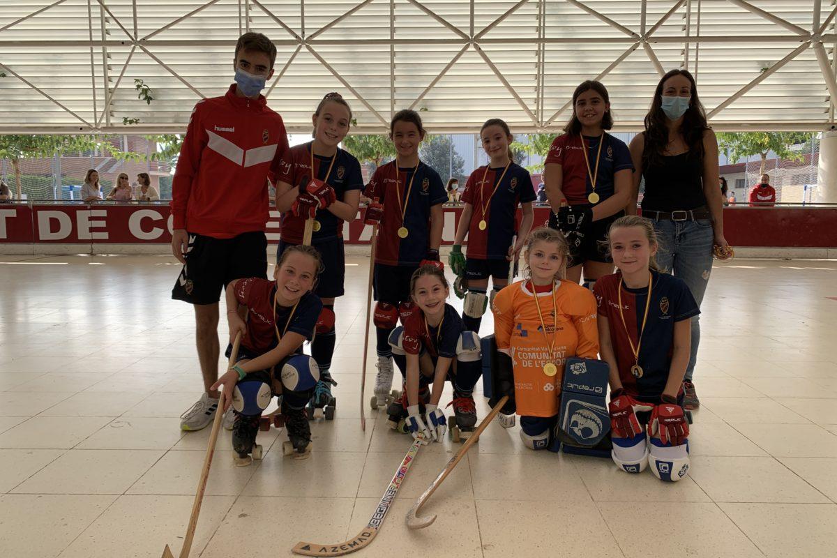 El hockey también es para chicas