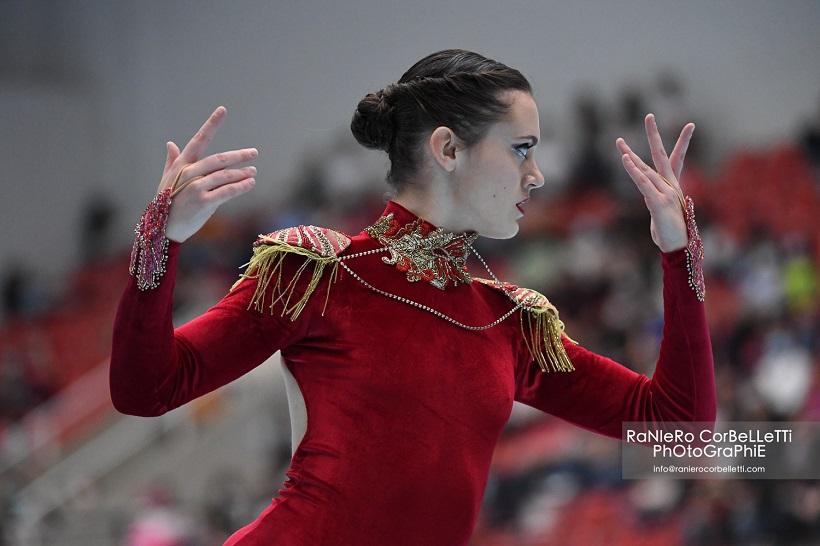 Històrica medalla de plata d'Andrea Silva en el Mundial de patinatge