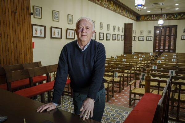 """Juanjo Olcina: """"El retorn de les entradetes va ser impressionant, molt emotiu"""""""